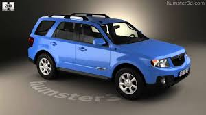 mazda tribute 2016 mazda tribute 2007 3d model by humster3d com youtube