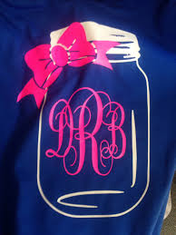 thanksgiving t shirt ideas mason jar monogram tee by estherandesther on etsy my style