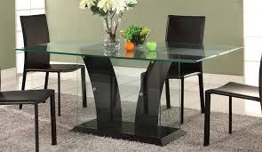 ikea glass dining table set ikea glass dining table diversitylinks co