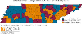 Map Of Nashville Tennessee by Study Tennessee On Track For Steady Population Growth Tennessee