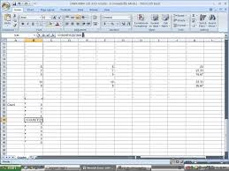 creating a frequency distribution of grades in excel youtube