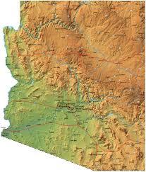 Map Of Arizona State by Filemap Of Usa Azsvg Wikimedia Commons Download Map Usa Arizona