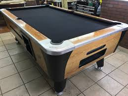 used valley pool table table 042117 dynamo used coin operated pool table used coin