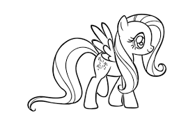 my little pony coloring pages fluttershy baby my little pony coloring pages elegant flurry heart from baby