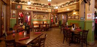Map Room Chicago The Curragh Chicago Restaurant U0026 Pub Bar Private Events Edison