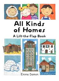 Different Styles Of Homes Great Book To Help Preschoolers See The Different Kinds Of Home