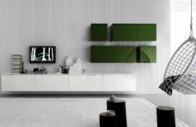 home wall stylish and modern wall storage system in interior house home