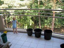 tips for childproofing your balcony
