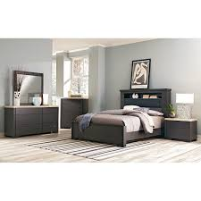Shay Bedroom Set shop bedroom packages value city furniture and mattresses