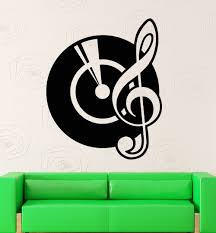 popular vinyl music notes buy cheap vinyl music notes lots from wall stickers vinyl decal vinyl records music notes dj cool room decor china mainland