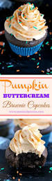 pumpkin brownie cupcakes sweet and savory meals