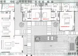 luxury villa floor plans 3 5 bedroom family villa floor plan chandra bali villas kt