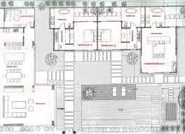 3 5 bedroom family villa floor plan chandra bali villas kt