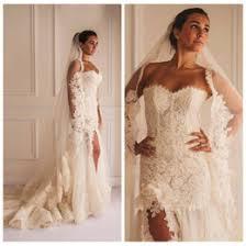 wedding dress outlet online discount slim lace wedding dress 2017 slim lace