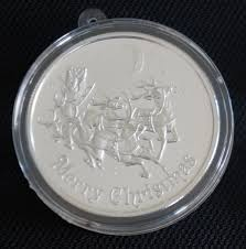 silver bell special 1 ounce hw minting company 999