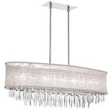 Dining Room Chandelier Size by Balthazar Oval Chandelier Lighting Currey And Company Picture