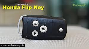 2008 honda accord key honda flip key flipkeys in