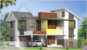 Arabian Model House Elevation Kerala Collection Contemporary Home Elevations Photos Free Home