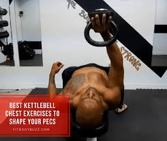 Chest Workouts Without Bench Best Kettlebell Chest Exercises To Shape Your Pecs