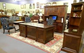 executive desk credenza with hutch lateral file and more arrive