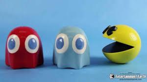 pac man ghost salt and pepper shakers youtube