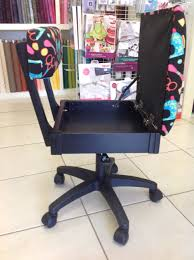 the quilters rest horn sewing chair