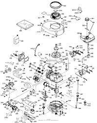 tecumseh lev120 362003a parts diagram for engine parts list lev pg1
