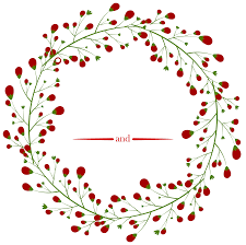 holiday wreath png 39770 free icons and png backgrounds