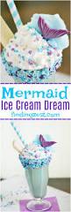 mermaid ice cream dream shake finding zest