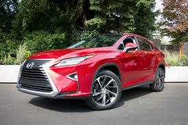 lexus 7 passenger suv price 2017 lexus rx what u0027s changed news cars com