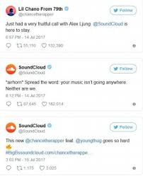 chance the rapper has saved soundcloud from going under