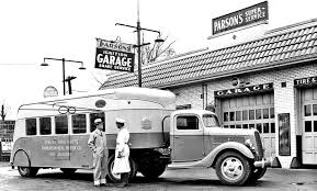 Ford Classic Truck Parts - genuine ford parts sales take to the road in style the old motor