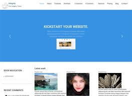drupal themes latest 50 best free responsive drupal themes 2018 freshdesignweb
