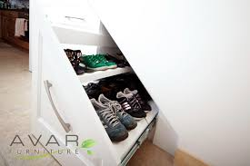 bespoke fitted furniture shoes storage solution gallery with