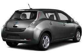 nissan black 2013 nissan leaf overview cars com