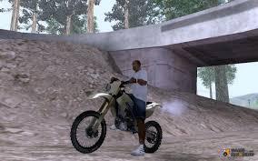 motocross bike game of the mx vs atv reflex for gta san andreas