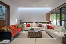 timeless contemporary house in india with courtyard zen garden related posts