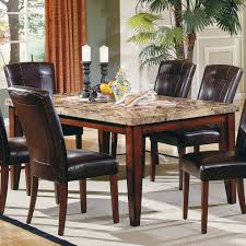 carmine 7 piece dining table set hayneedle