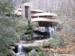 frank lloyd wright waterfall visting the frank lloyd wright falling water house