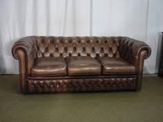 canapé angleterre canapé chesterfield en cuir couleur cigar nouvel arrivage d