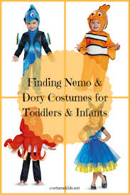 monster university halloween costumes finding nemo and dory costumes for toddlers and infants finding