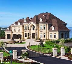 check out this massive gated mansion via modernmansions tag a