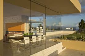 Glass Partition Walls For Home by Glass Walls In Homes 10453