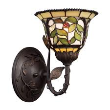 Wall Sconces Indoor Stained Glass Tiffany Wall Sconce Indoor Wall Lights Victorian