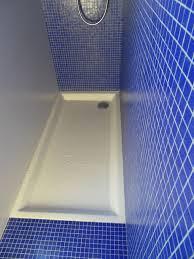 Mosaique Bleu Salle De Bain by Vertikaro Salle De Bain Mosaique Bleue Vertikaro