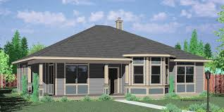 one house designs single level house plans for simple living homes
