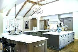 kitchen with 2 islands kitchen with 2 islands of spaces has two islands house plans with 2