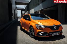renault australia 2018 renault megane rs unveiled with 205kw 1 8 litre wheels