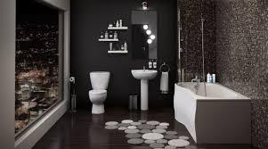 on suite bathrooms p shape shower bath full suite bathroom suites