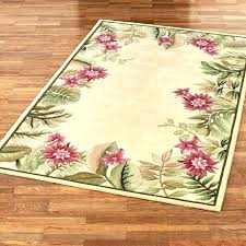 Area Rugs Tropical Bird Themed Area Rugs Best Rugs For Coastal Homes Images On Rugs
